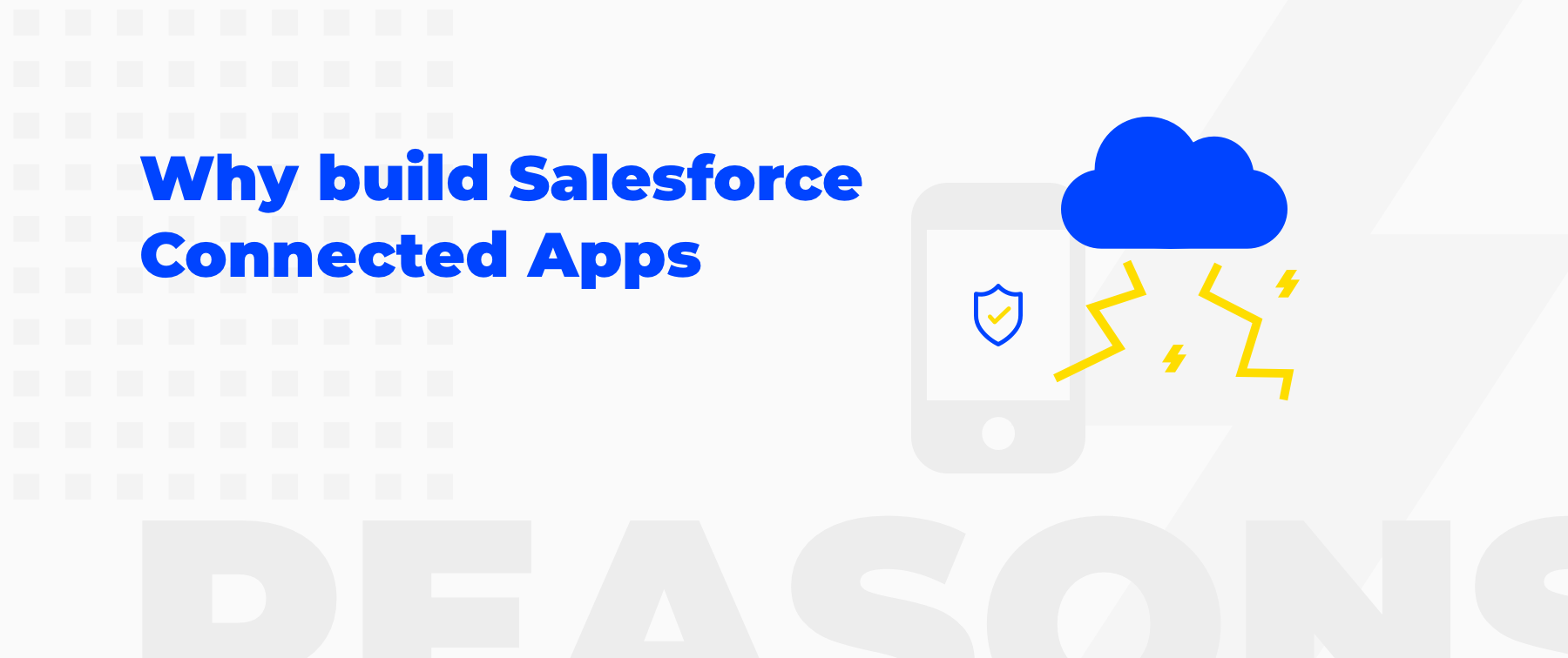when to use salesforce connected app