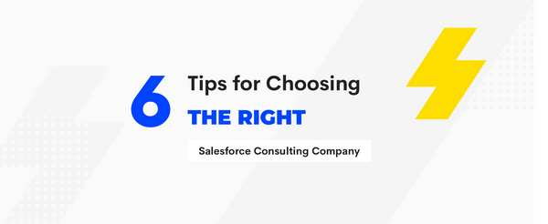Looking For a Salesforce Consulting Partner? Check tips.